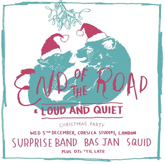 We've given our pals at Loud and Quiet Magazine the reins to our Spotify for th...