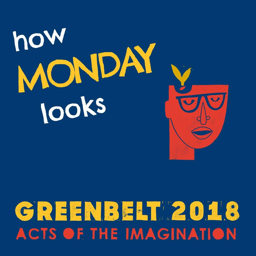 Three weeks to go... Here's how Monday is looking!#gb18 #actsoftheimagination m̶...