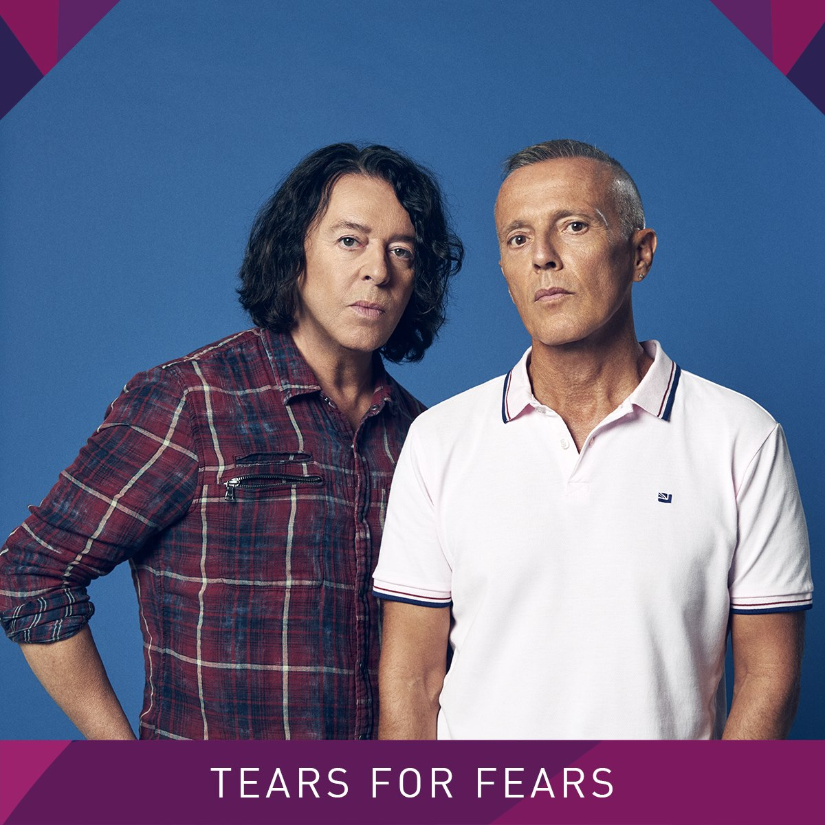 English pop-rock band Tears for Fears will be performing for the first time at H...