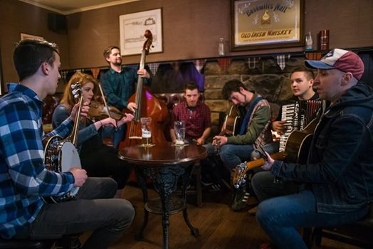 HebCelt goes to Celtic Connections!  Yay. On 2 February there is a treble bill L...