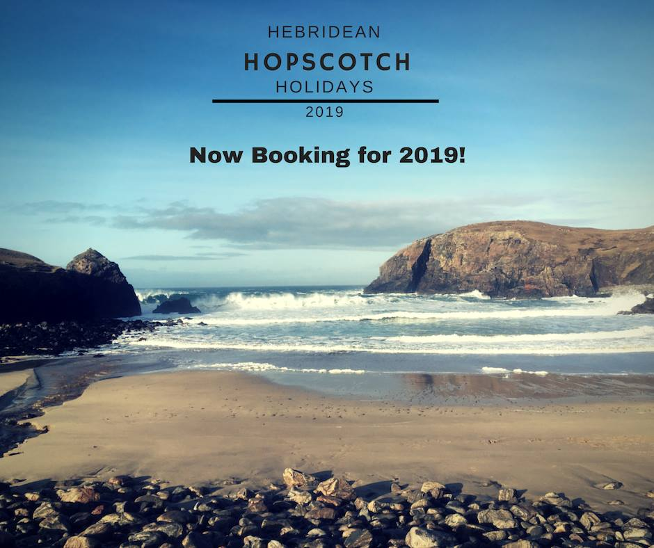 Ooh check this out from Hebridean Hopscotch Holidays who are also offering packa...