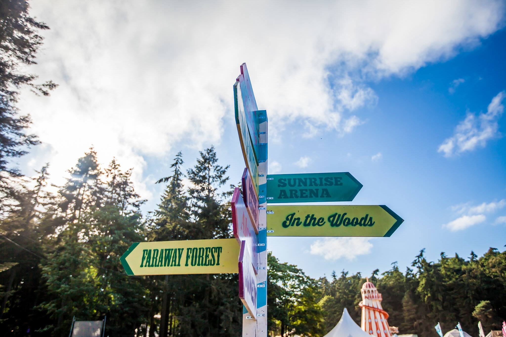 Standing at the crossroads of adventure!