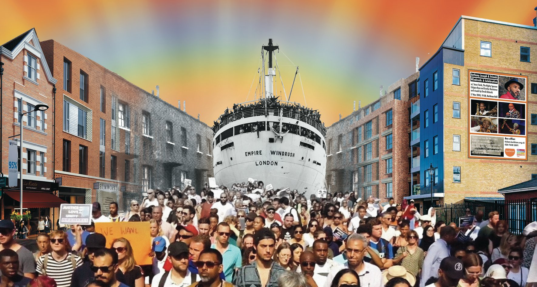 London Jazz Festival news: WINDRUSH CELEBRATIONS…