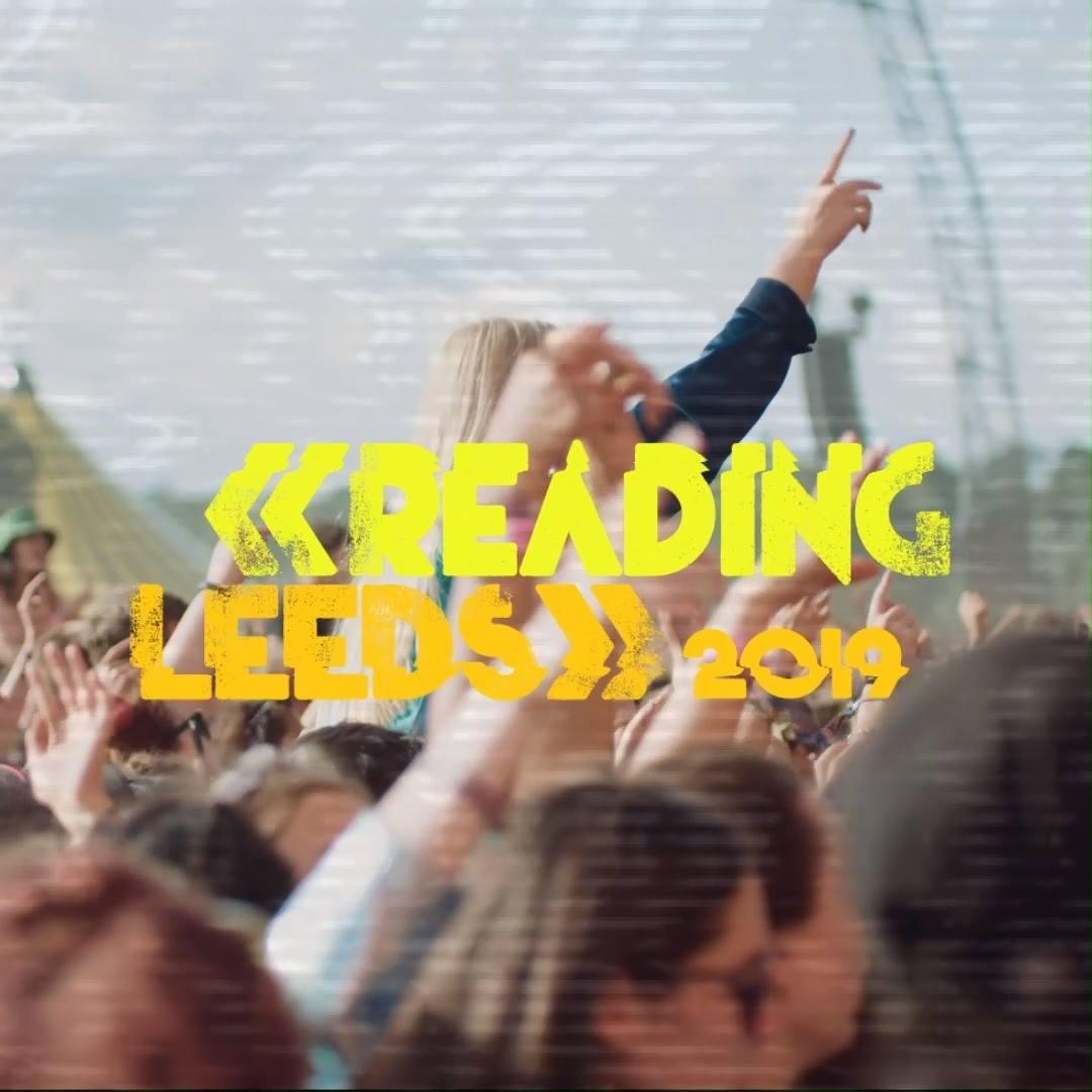 READING & LEEDS FESTIVAL NEWS:  Leeds Announcement Teaser