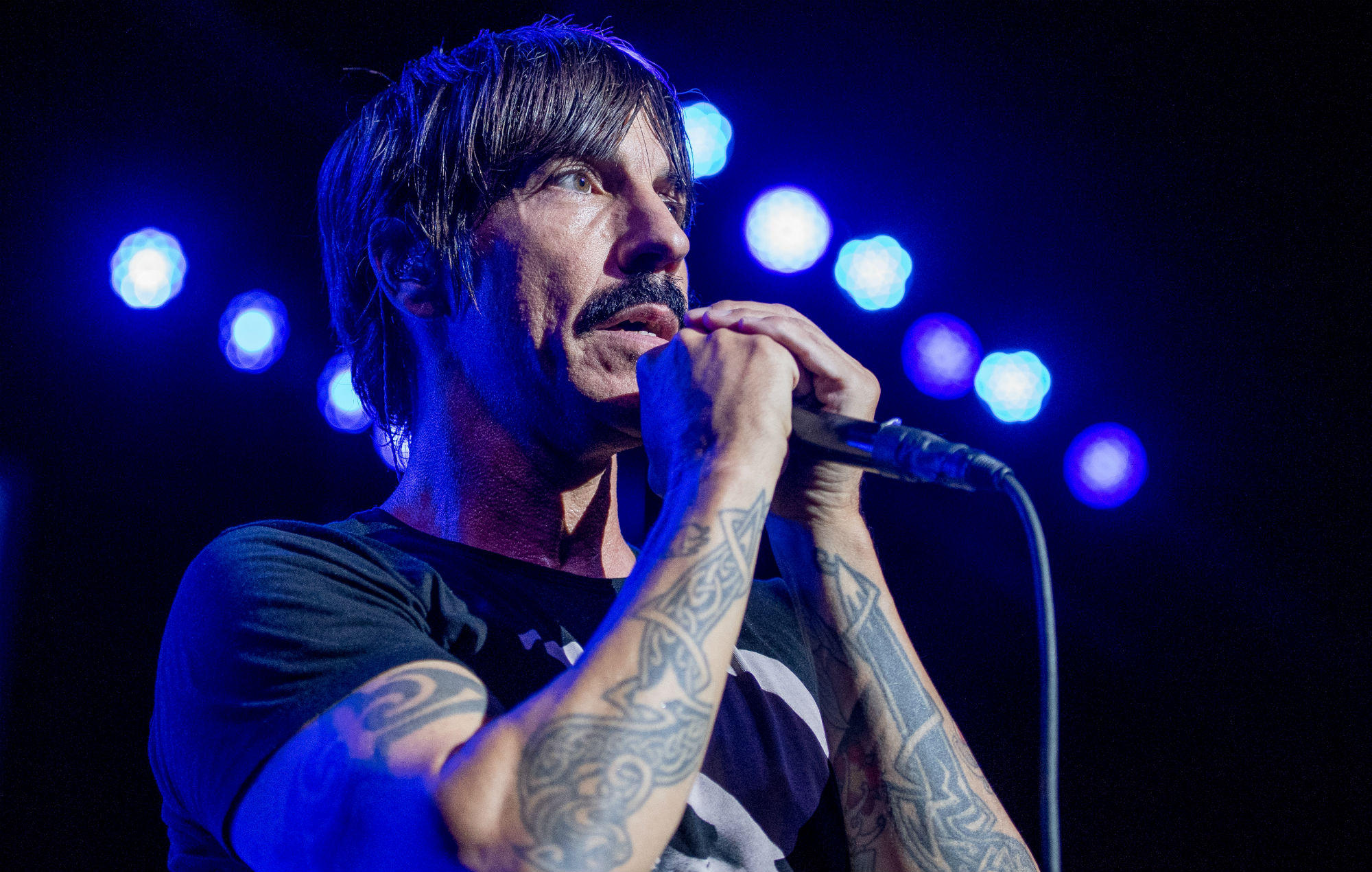 NME Festival blog: Watch Red Hot Chili Peppers give a surprise Halloween performance at a high school