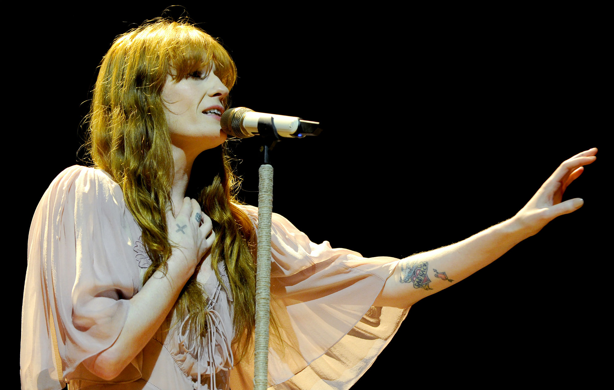 NME Festival blog: Florence + The Machine to headline Boardmasters 2019 – Giggs, Franz Ferdinand, Jorja Smith also on line up