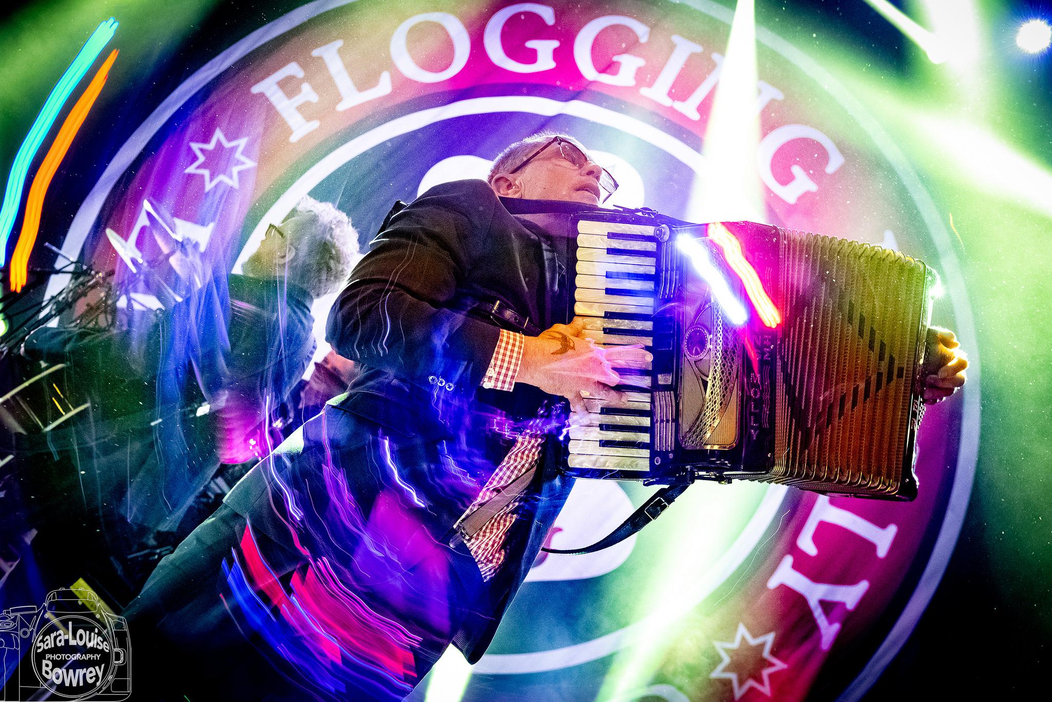 Flogging Molly – live in London, Dec 2018