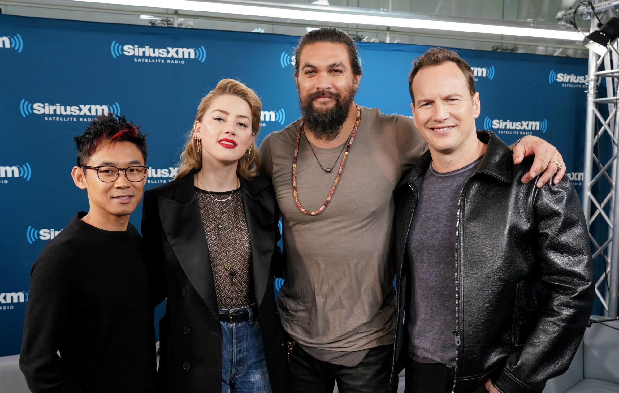 NME Festival blog: Warner Bros already in talks about 'Aquaman' sequel