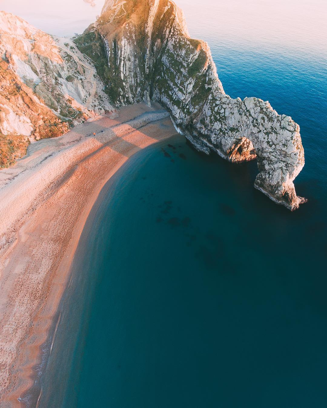 Bestival news: This is Durdle Door and it's 12 minutes from our home in Dorset. Bestival is the…