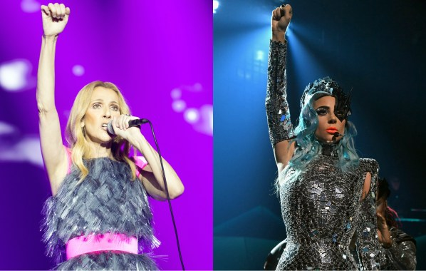 NME Festival blog: Here's Celine Dion living her best life at Lady Gaga's Las Vegas residency