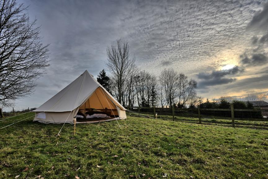 Boutique Camping Competition...