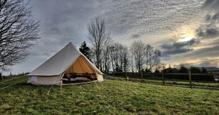 Electric Fields news : Boutique Camping Competition…