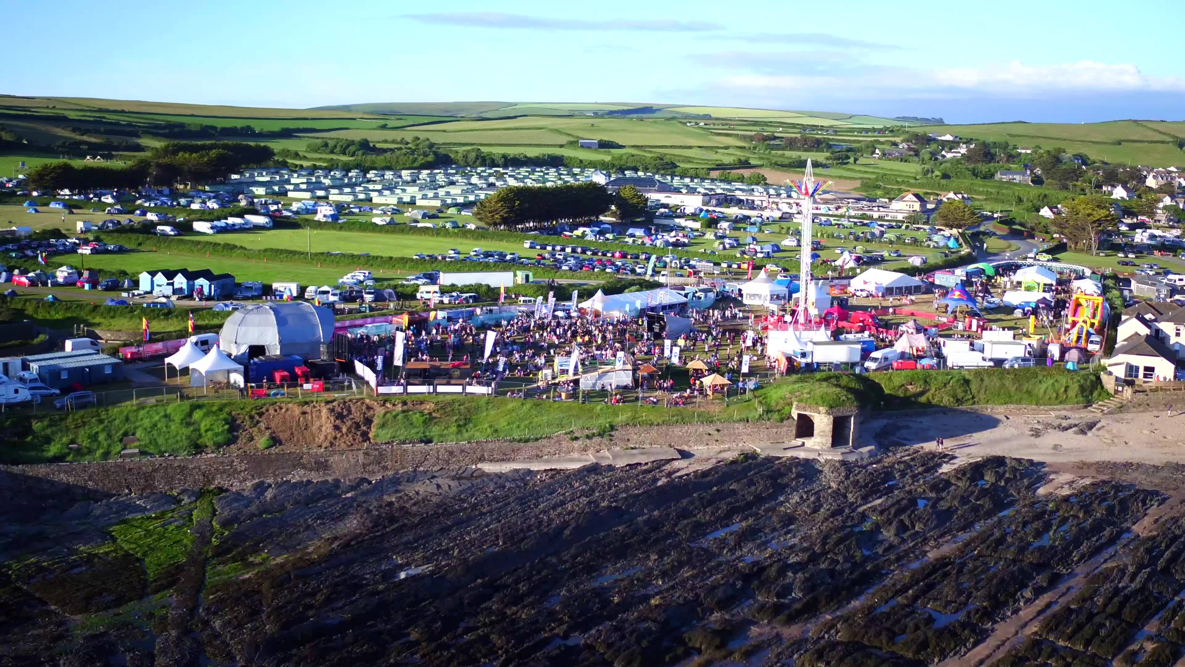Beautiful Croyde Bay hosts #oceanfest19 - the 21st edition of the GoldCoast surf...