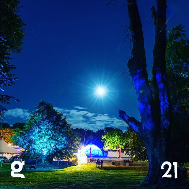 21. Suddenly there was a Bright Light in the sky#greenbeltadvent #gb19 #witandwi...