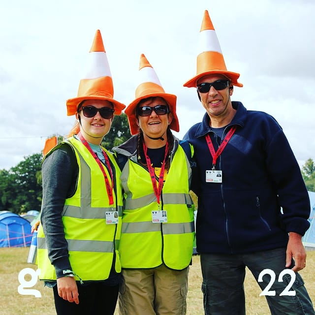 22. Three Wise Volunteers??#greenbeltadvent#gb19 #witandwisdom