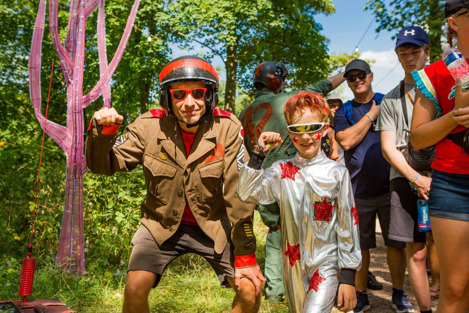 Did you discover the We Are Red Stars secret compound at #KC18? The Red Stars ar...
