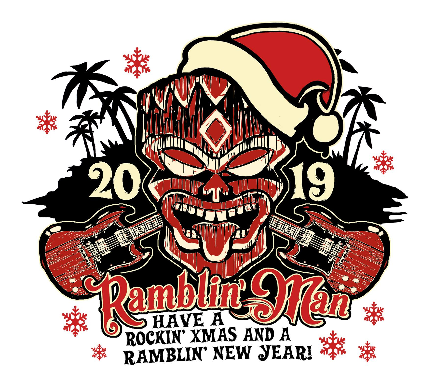 From all the team at Ramblin' Man we would like to wish all you Ramblers a very ...