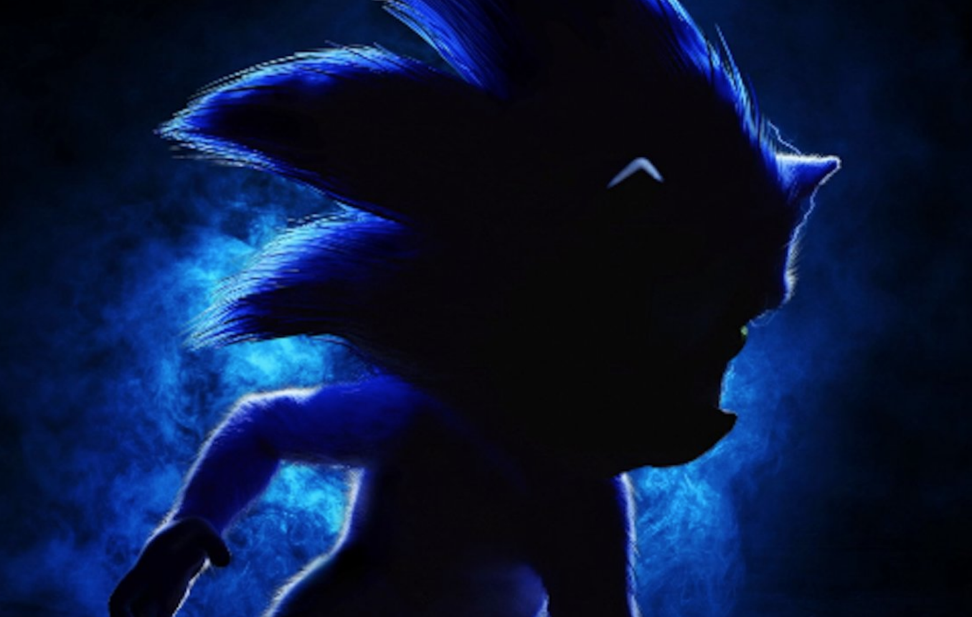 NME Festival blog: First poster unveiled for new 'Sonic The Hedgehog' movie – and fans are divided