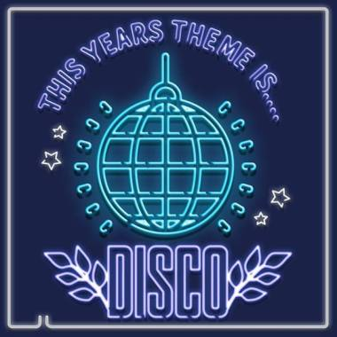 Bearded Theory news: On the Sunday we will be having a disco, get your flares and sequins out and we …