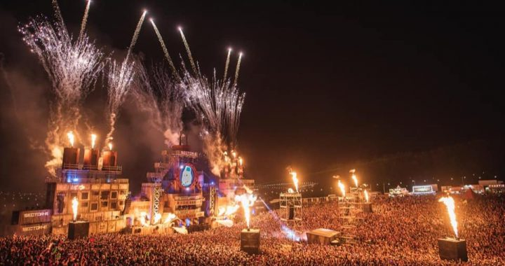 Boomtown Fair news: Wherever you are, whatever you're doing – sending out the biggest New Year love