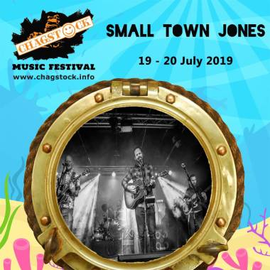 Chagstock news : Another Main Stage act for you. Small town Jones With many musical comparisons d…