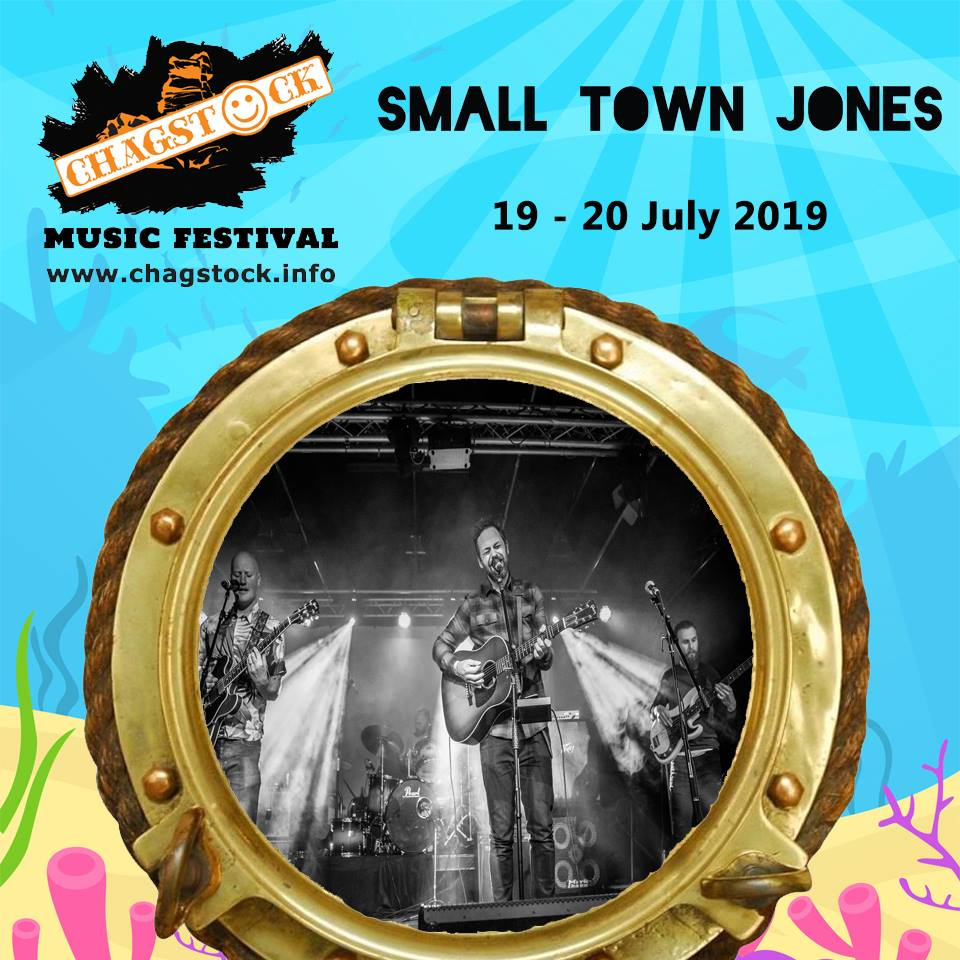 Another Main Stage act for you. Small town Jones With many musical comparisons d...