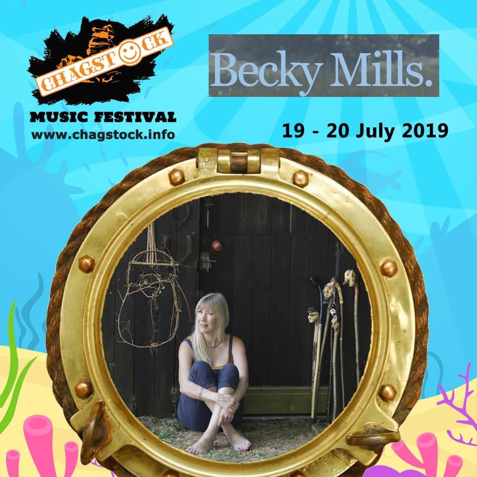 We keep on adding quality acts to the line up for Chagstock 2019! Becky Mills Jo...