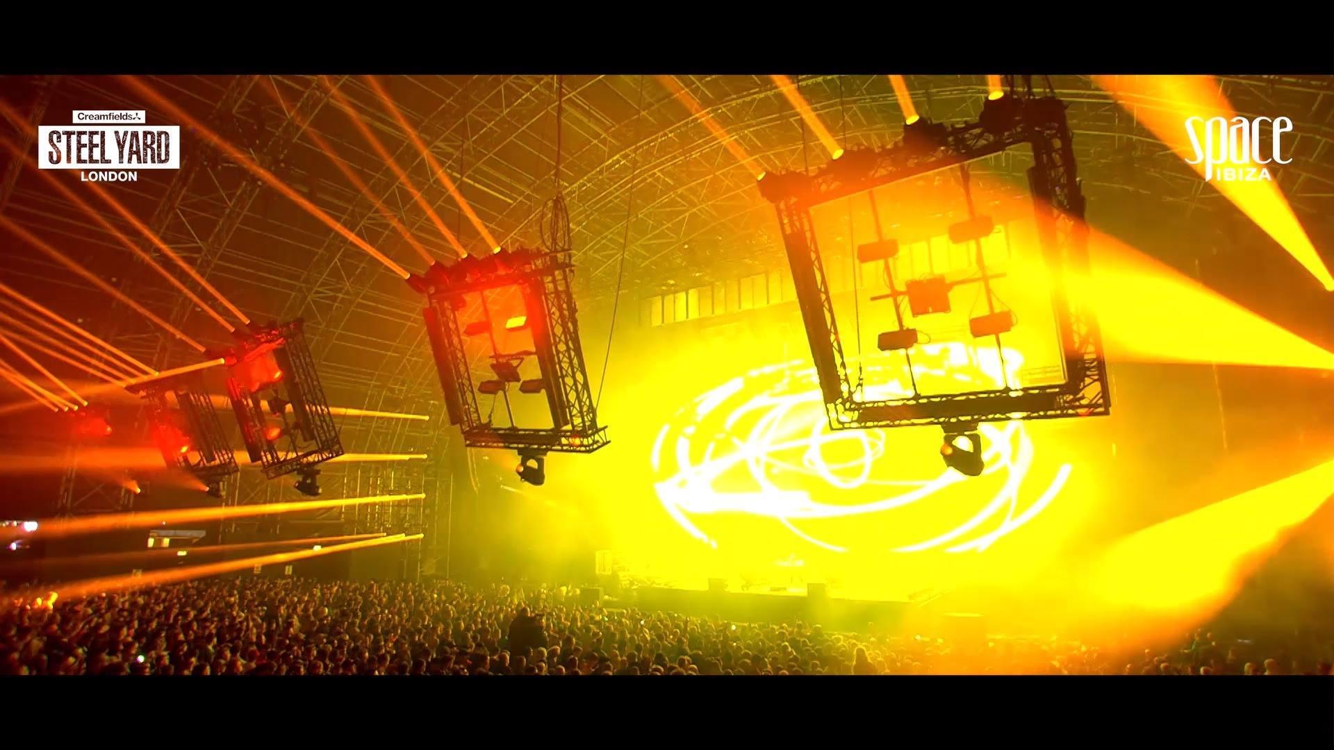 Space Ibiza & Carl Cox - Steel Yard London