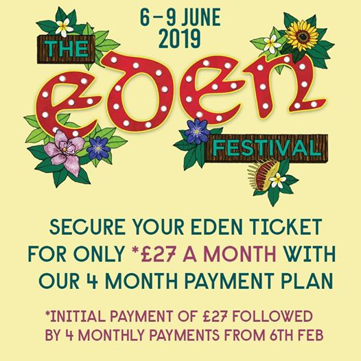 ★ GET YOUR TICKET FOR ONLY £27 A MONTH ★...