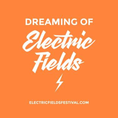 Electric Fields news :  January Ticket Competition