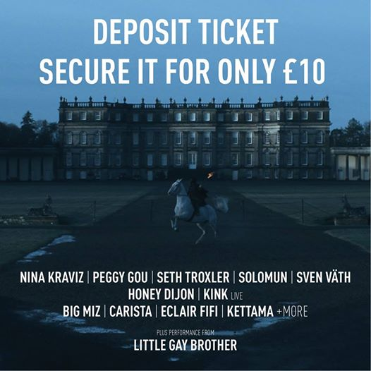 HEADS UP: There are only 100 deposit tickets left!...