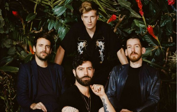 NME Festival blog: Foals share lyrics to new song 'Exits' as part of mysterious treasure hunt