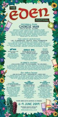 Festival Flyer Facebook news: Just when you were wondering where your next Spotify playlist would come from her…