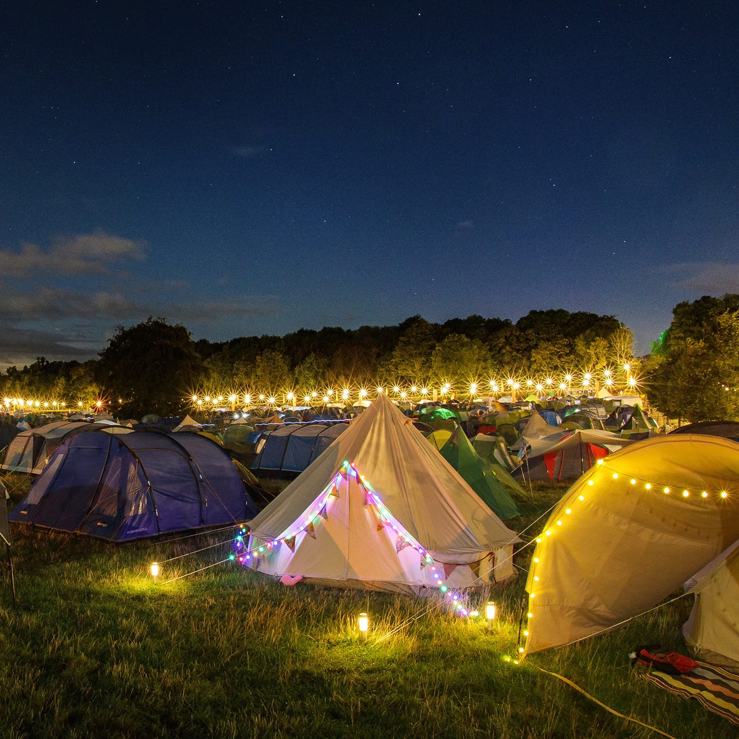 Glamping, CampLight Moulton College and our showers are all back on sale now! So...
