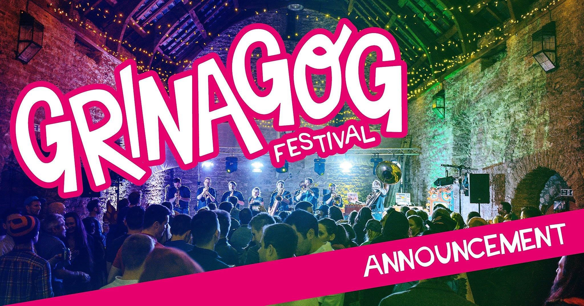 *Grinagog Announcement* Grinners, we are saddened to say there will be no Grinag...