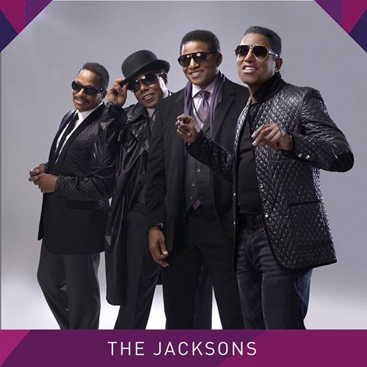 ABC… Easy as 123.  Have you got your tickets to see The Jacksons? We're sure it'...
