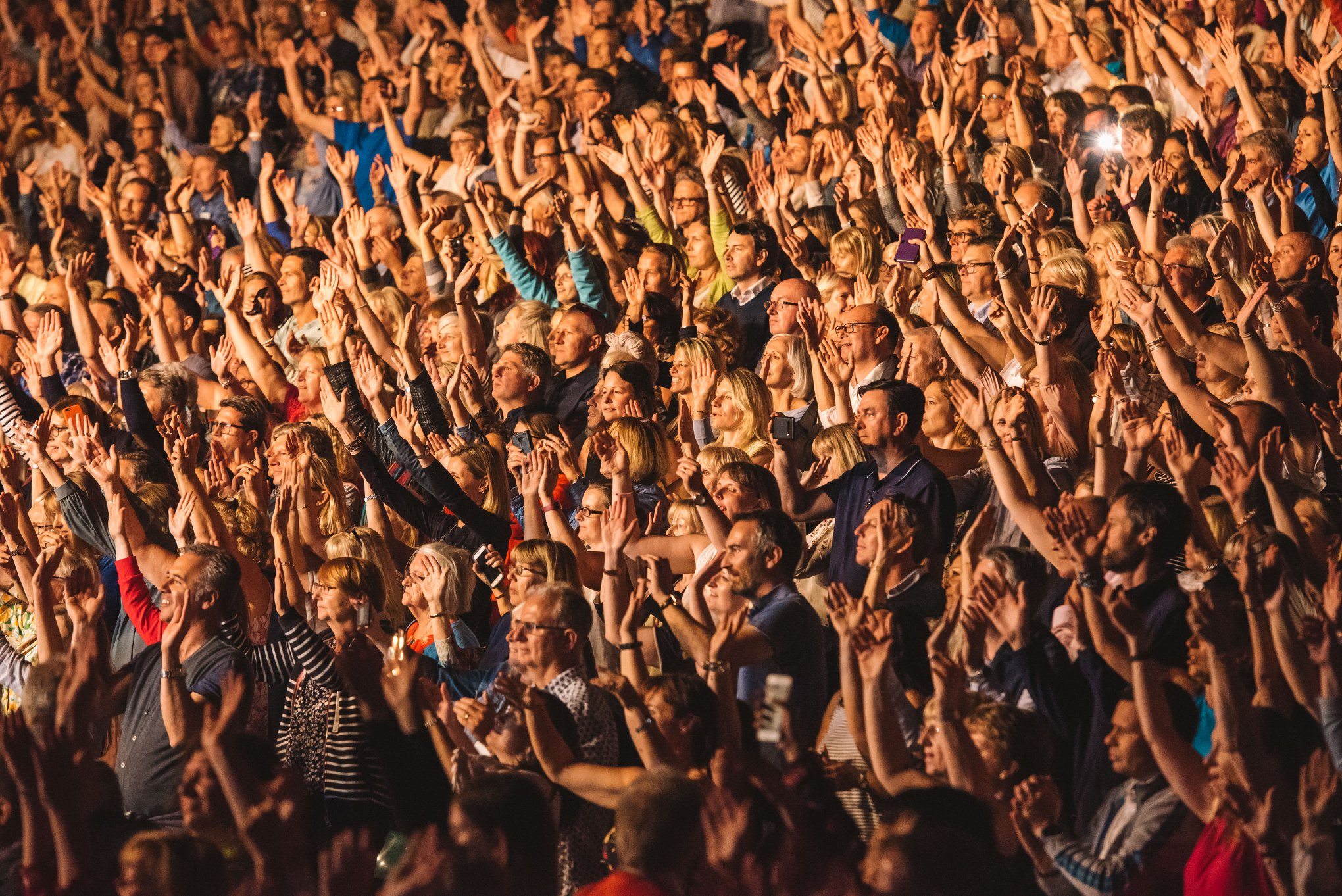 Hands up if you're excited for this year's festival! The line-up is hotting up…