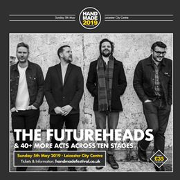 We're delighted to welcome The Futureheads to Handmade 2019. Get your tickets to...