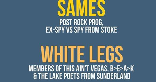 Sames, White Legs and YOI