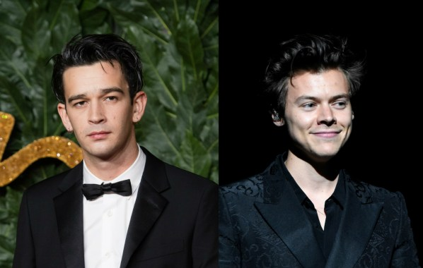 NME Festival blog: Matty Healy uses Twitter to ask for a collaboration with Harry Styles