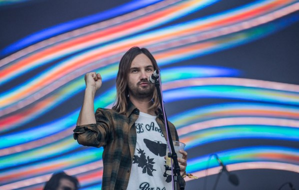 NME Festival blog: Tame Impala's Kevin Parker says he's channeling his inner-Gaga on new album and forgot to tell his band about headlining Coachella