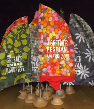UK Festival Awards news: Great news! On Friday we will be presenting the winners of the Greener Festival …