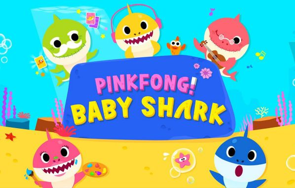576b850c04fc34 NME Festival blog  Baby Shark is in the charts but no one is getting the