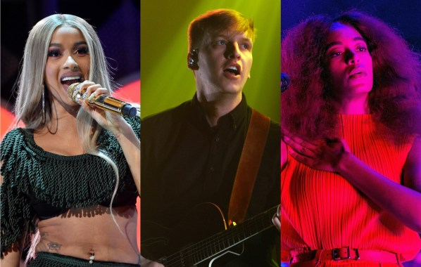 NME Festival blog: Cardi B, George Ezra and Solange lead names for Parklife 2019