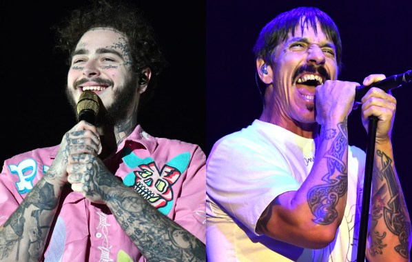 NME Festival blog: Red Hot Chili Peppers to perform with Post Malone at the Grammy Awards