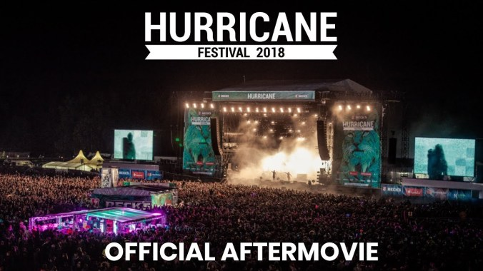 FESTIVAL HIGHLIGHTS: Hurricane Festival 2018 | Aftermovie (OFFICIAL)
