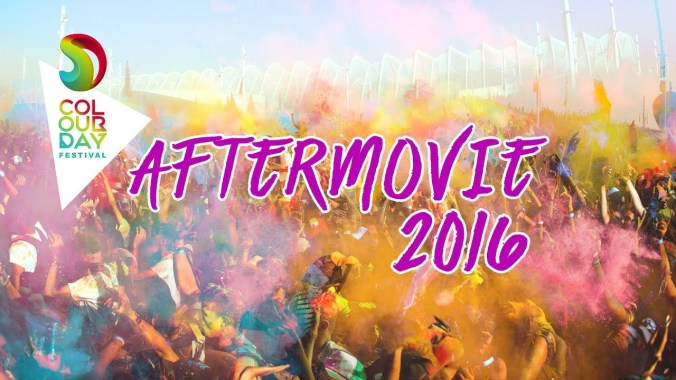 FESTIVAL HIGHLIGHTS: Colour Day Festival | Official 4K Aftermovie 2016