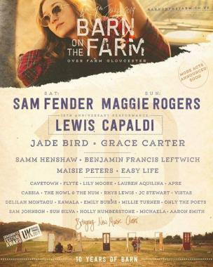 Barn on the Farm news: HERE  IT   IS!!!…