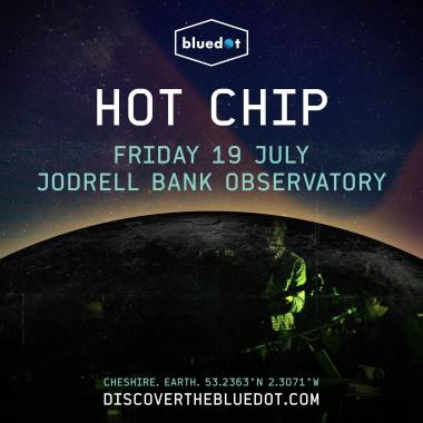 Bluedot Festival news:  BD19: Hot Chip