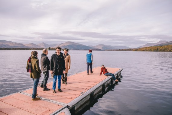 Boaty Weekender news: All Aboard! Setting Sail With Belle & Sebastian